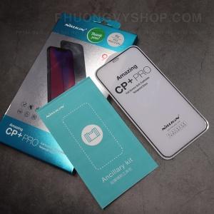 """Dán cường lực iPhone 12 Pro 6.1"""" - Nillkin CP+ PRO  (full màn hình)"""